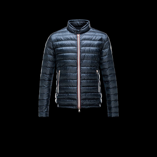 MONCLER MEN RIGEL BLUE
