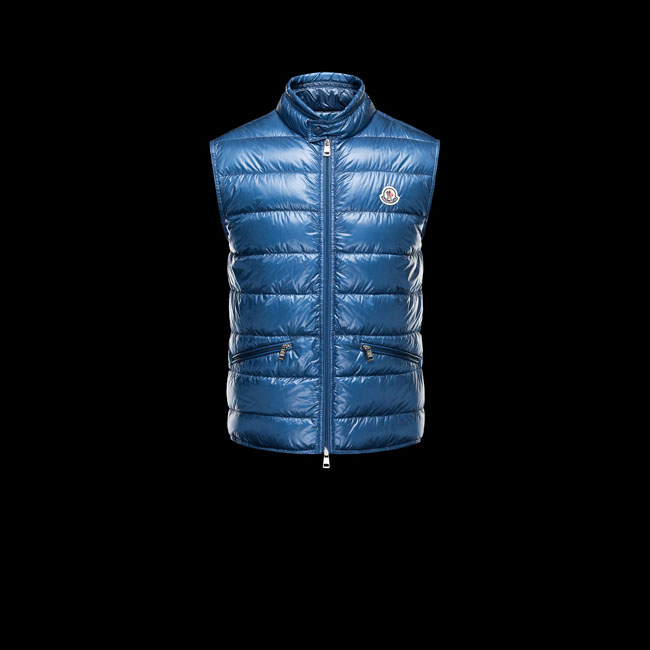 MONCLER MEN GUI SLATE BLUE
