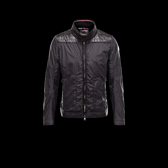 MONCLER MEN WIMILLE BLACK
