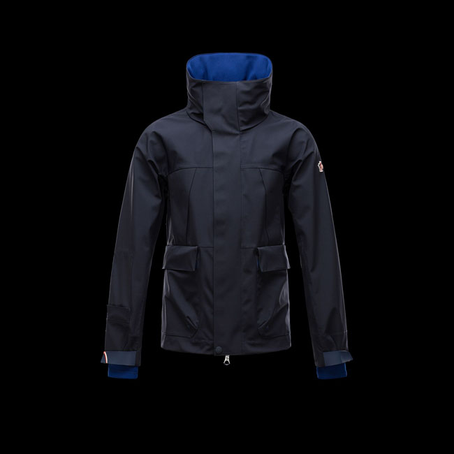 MONCLER MEN GRENOBLE CHATEBRIAND BLUE