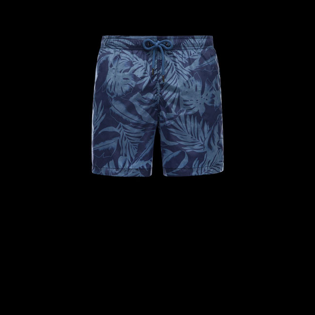 MONCLER MEN Swimming trunks BLUE