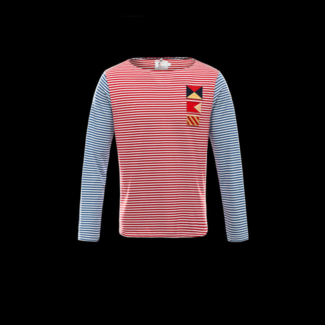 MONCLER MEN GRENOBLE Top RED