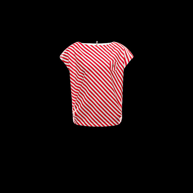 MONCLER WOMEN GRENOBLE T-shirt RED