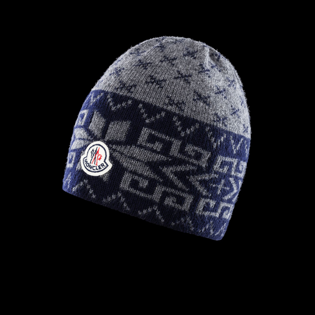 MONCLER MEN Hat GREY