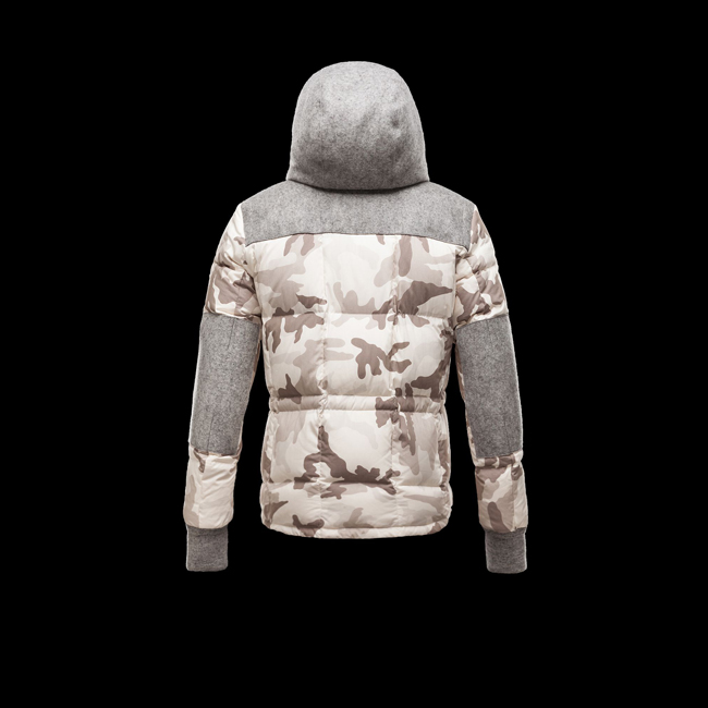 MONCLER MEN BEAUMONT IVORY