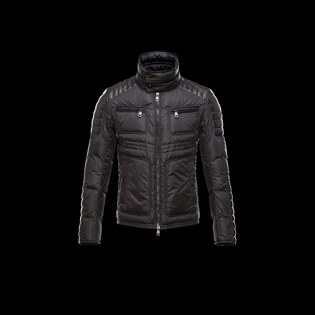 MONCLER MEN DIMITRI BLACK