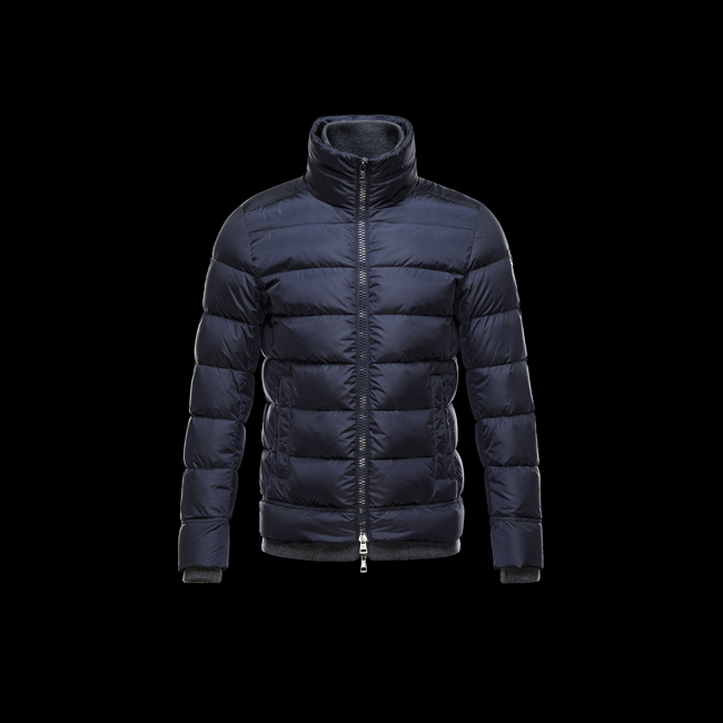 MONCLER MEN ROUMUALD BLUE
