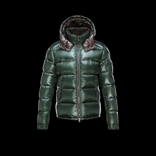 MONCLER MEN Zin GREEN
