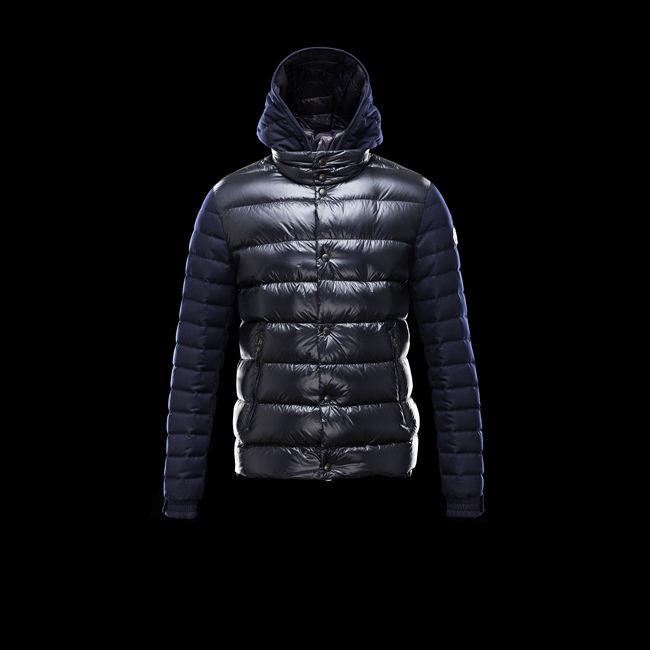 MONCLER MEN RIOM BLUE