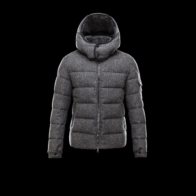 MONCLER MEN CHIMAY GREY