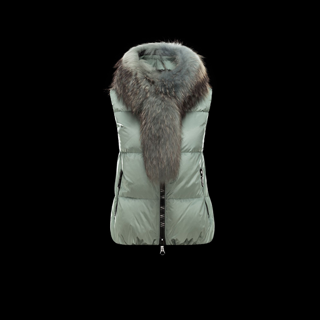 MONCLER WOMEN CER LIGHT GREEN