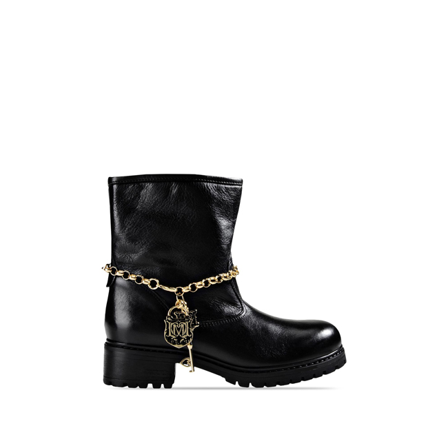 Love Moschino Ankle boots BLACK