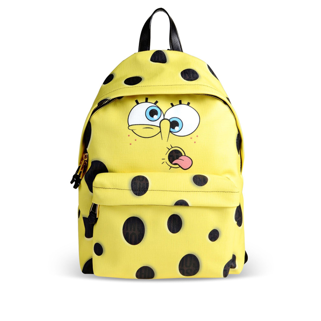 Moschino Backpack YELLOW