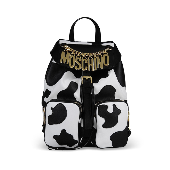 Moschino Backpack WHITE