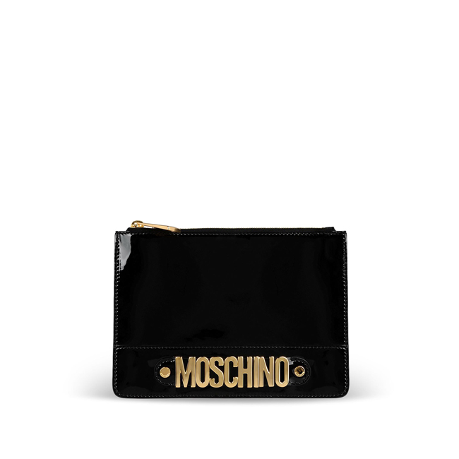 Moschino Clutches BLACK