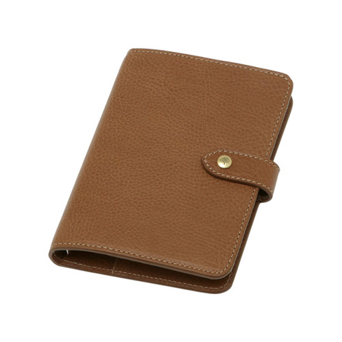 Mulberry Pocket Book Oak Natural Leather
