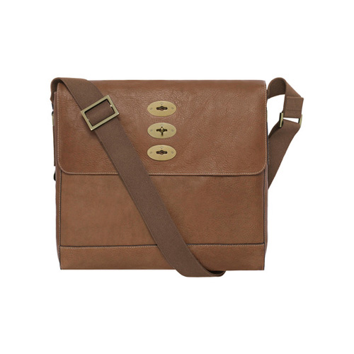 Mulberry Brynmore Oak Natural Leather