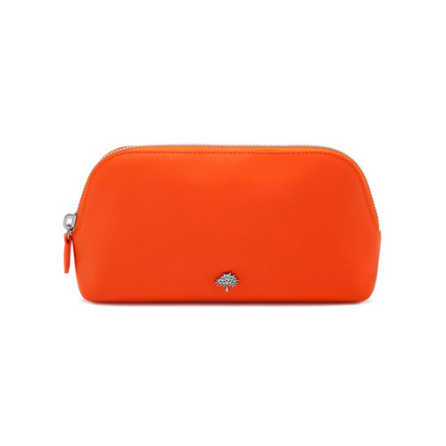 Mulberry Make Up Case Mandarin Calf Nappa