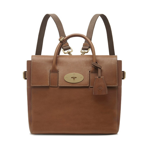 Mulberry Cara Delevingne Bag Oak Natural Leather