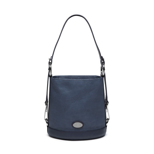 Mulberry Small Jamie Regal Blue & Midnight Washed Calf