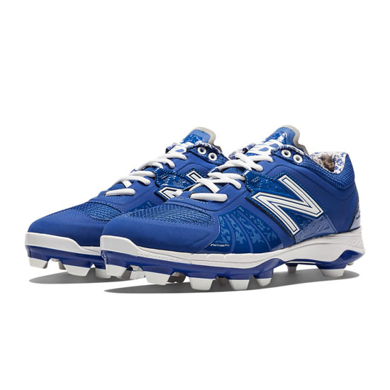 MEN'S New Balance Low-Cut 2000v2 TPU Molded Cleat Blue
