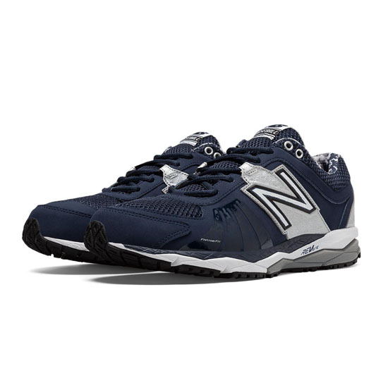 MEN'S New Balance Turf 1000v2 Navy with Silver