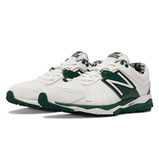 MEN'S New Balance Turf 1000v2 Green with White