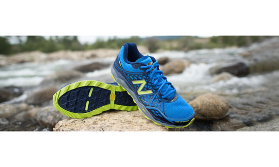 MEN'S New Balance Leadville 1210v2 Dark Sapphire with Electric Blue & Hi-Lite