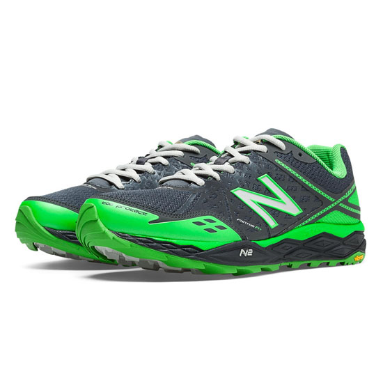 MEN'S New Balance Leadville 1210v2 Orca with Acidic Green & Concrete