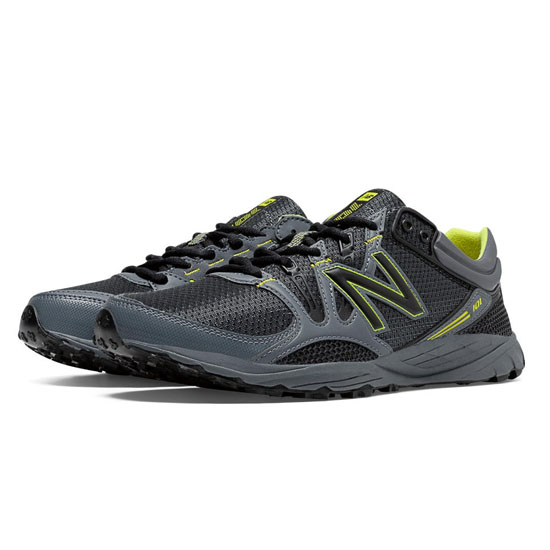 MEN'S New Balance 101 Lead with Black & Lemon Drop