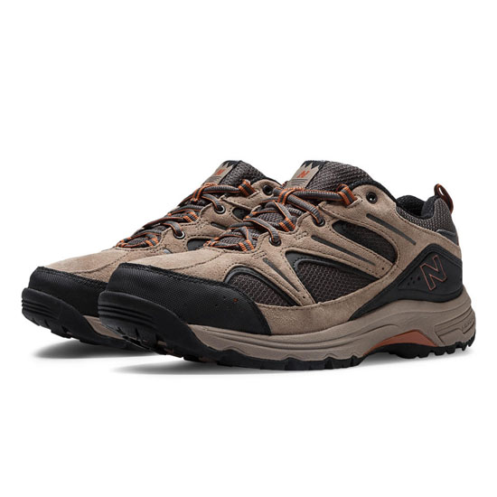 MEN'S New Balance 759 Brown with Black & Orange
