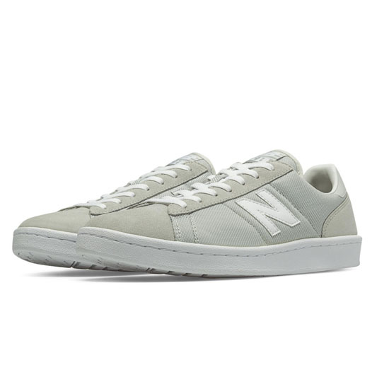 MEN'S New Balance Court 791 Alloy with White