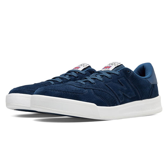MEN'S New Balance Made in UK Flying the Flag CT300 Navy
