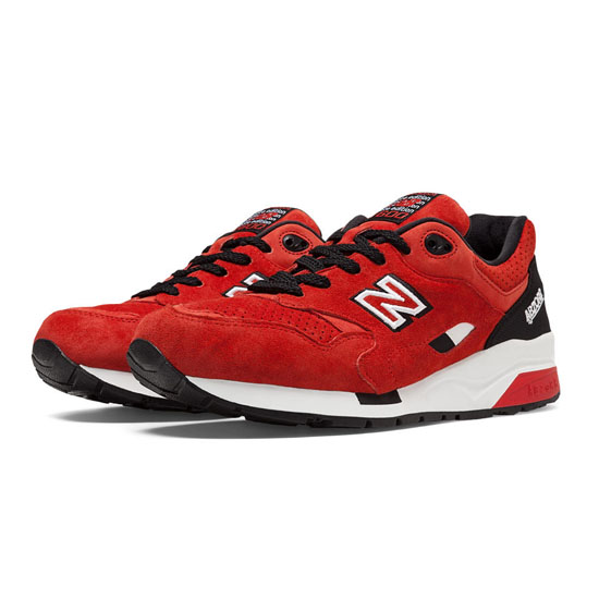 MEN'S New Balance Elite Urban Sky 1600 Red with Black