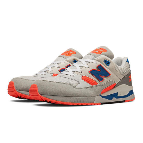 MEN'S New Balance 90s Running 531 Grey with Black