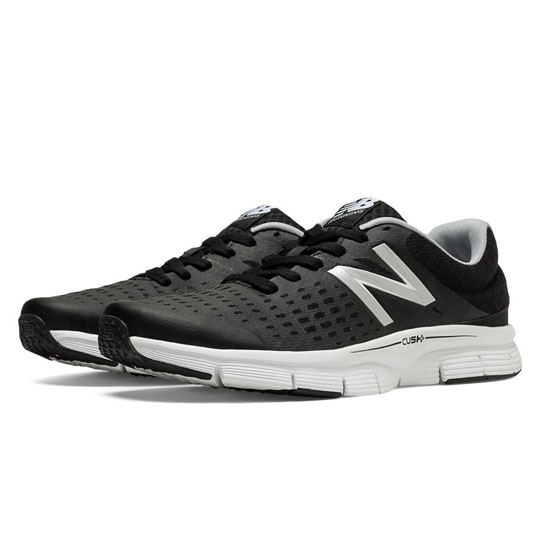 MEN'S New Balance 775 Black with Silver