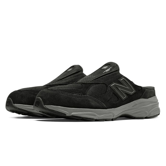MEN'S New Balance 990v3 Black
