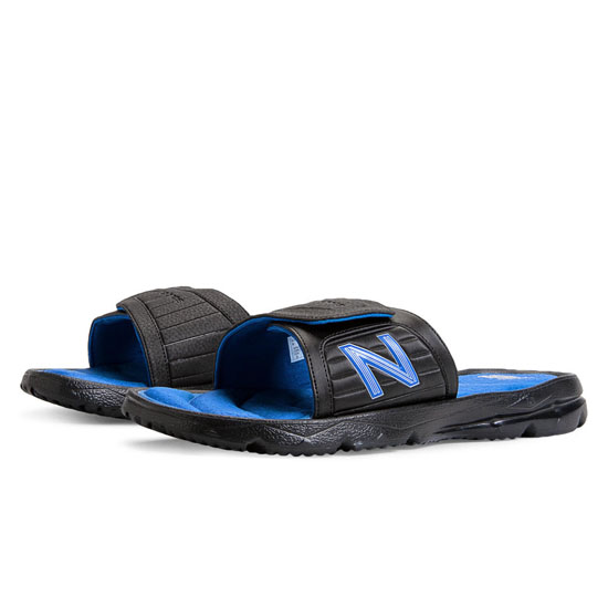 MEN'S New Balance 3032 Black with Blue