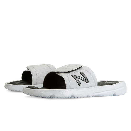 MEN'S New Balance 3032 White with Black