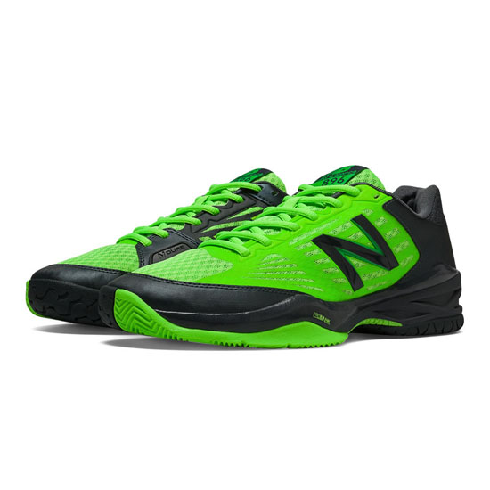 MEN'S New Balance 896 Chemical Green with Dark Grey