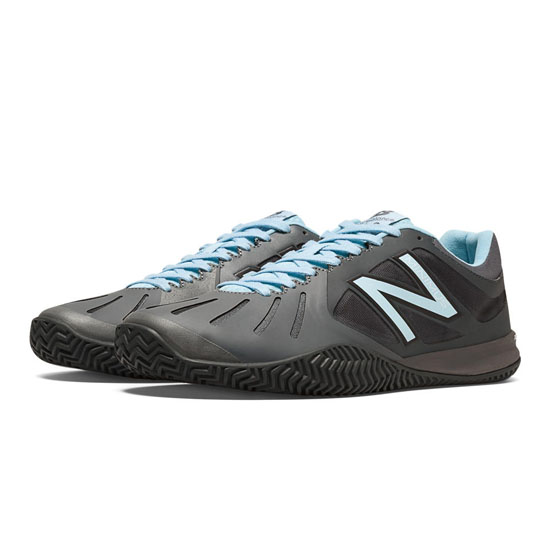 MEN'S New Balance 60 Dark Grey with Blue Grotto