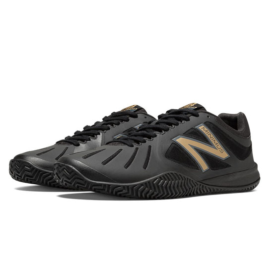 MEN'S New Balance 60 Black with Gold