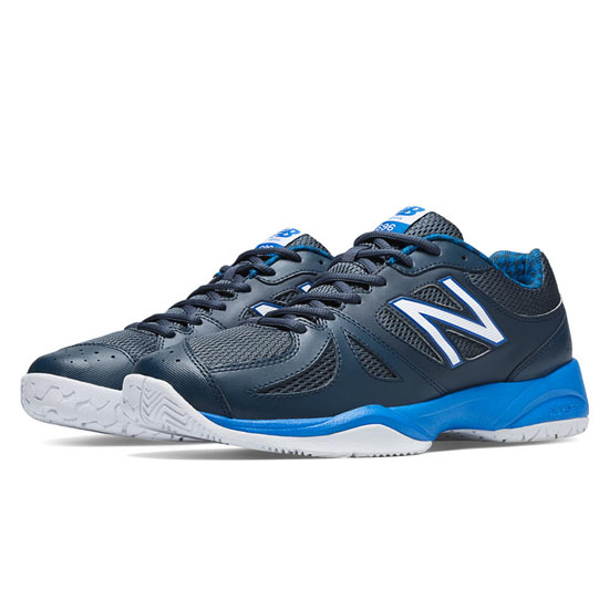 MEN'S New Balance 696 Blue with Grey