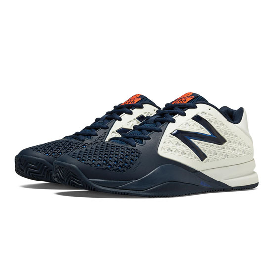 MEN'S New Balance 996v2 White with Navy