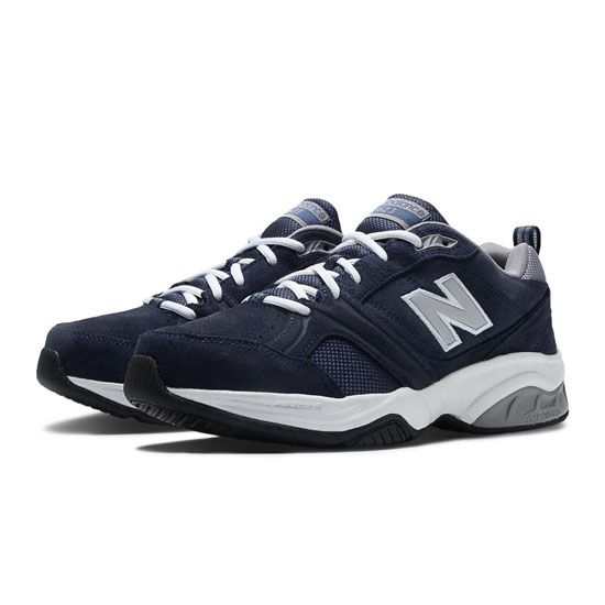 MEN'S New Balance 623v2 Navy with Grey & White