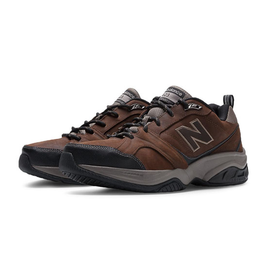 MEN'S New Balance Water Resistant 623v2 Dark Brown with Grey
