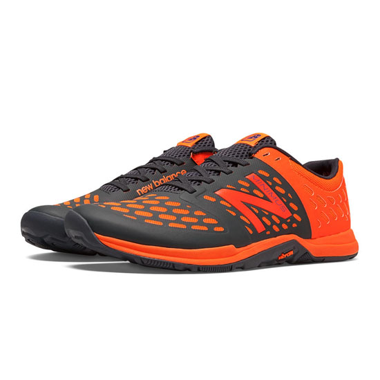 MEN'S New Balance Minimus 20v4 Cross-Trainer Dynamite with Orca