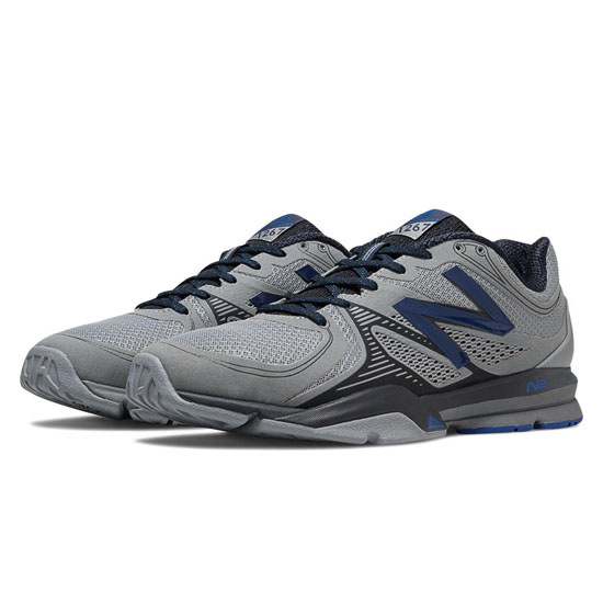MEN'S New Balance 1267 Grey with Navy