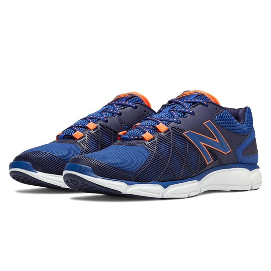 MEN'S New Balance 813v3 Dark Denim with Dynomite