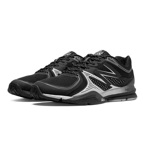 MEN'S New Balance 1267 Black with Silver